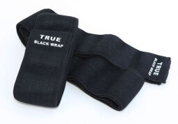 INZER True Black Knee Wraps Solid (длина: 2,0 м)