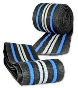 TITAN Titanium Knee Wraps (длина: 2 м)